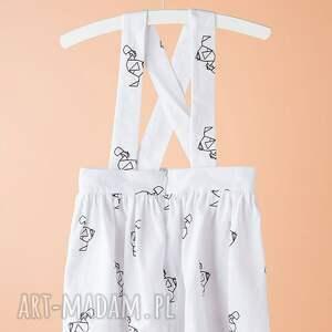 wyjątkowe ubranka sukienka spódniczka ds09w