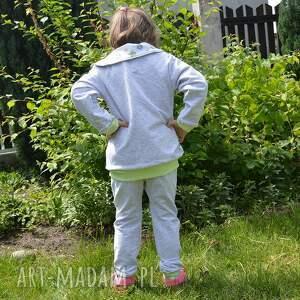 spodnie dla dziecka dla dziewczynki, sowy