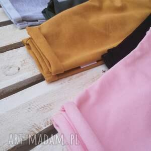 szare dziewczynka spodnie dresowe ilovemama