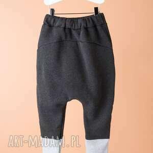 modne ubranka spodnie dsp07g