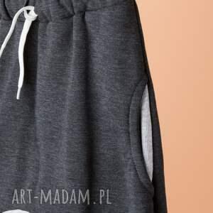 stylowe ubranka spodnie dsp06g