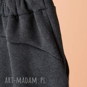 szare ubranka wygdne spodnie dsp07g