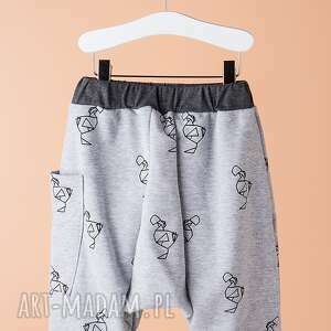 stylowe ubranka spodnie chsp14m