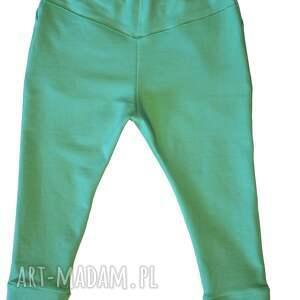 mięta ubranka spodnie w stylu jogger