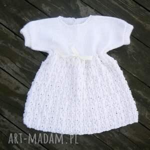 niemowlę ubranka sukieneczka zosia