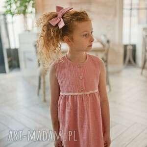 urokliwe muślinowasukienka sukienka daisy