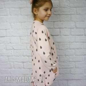 niebanalne ubranka sukienka dla dziewczynki 104-116