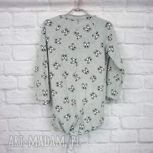handmade ubranka sukienka dla dziewczynki oczka