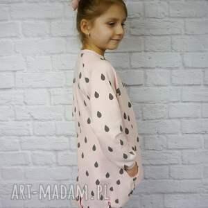 niepowtarzalne ubranka sukienka dla dziewczynki 86-98