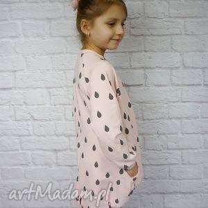 eleganckie ubranka sukienka dla dziewczynki 122-128