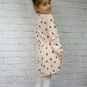 dziewczynki ubranka sukienka dla 122-128