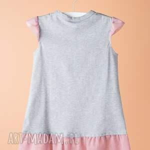nietuzinkowe ubranka sukienka dsu04