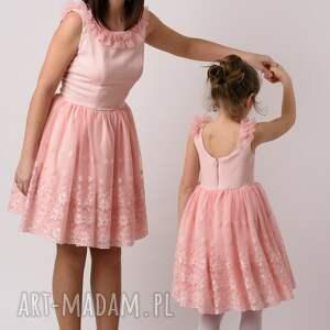 intrygujące sukienka dziecięca iga