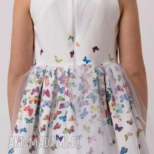 ubranka motylki sukienka dziecięca mariposa