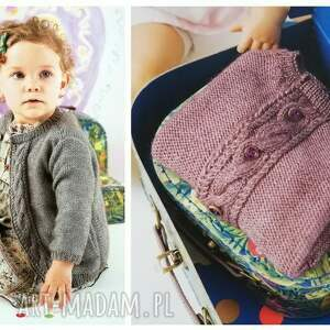 efektowne ubranka sweterek almeria