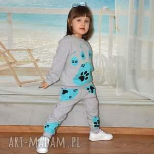 ubranka szare-spodnie szare bawełniane spodnie, dresowe