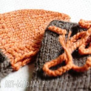 noworodek szorty i czapeczka dla noworodka