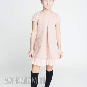 niesztampowe ubranka wygodna tunika dt12r