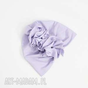 atrakcyjne ubranka turban z podwojnej bawelny