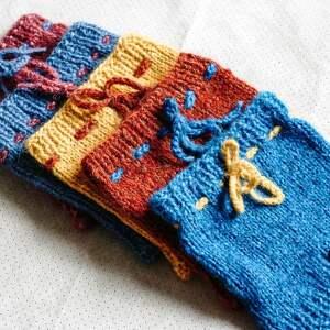 ręcznie wykonane niemowle zestaw szorty i czapeczka