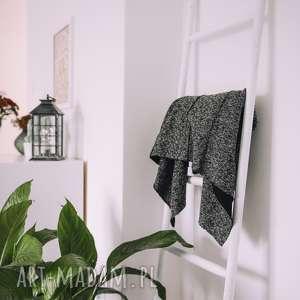 handmade skandi biała drabinka drewniana / drabina
