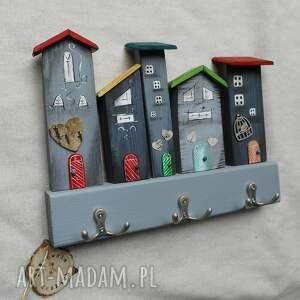 Pracownia na deskach wieszaki: - ręcznie robione dom