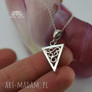 trójkąt geometryczne piękno