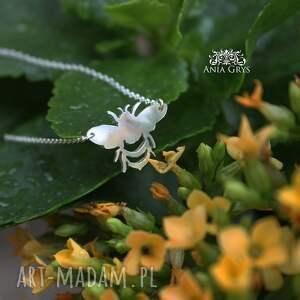 wisiorki owad miód malina