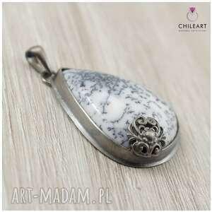 niebanalne opal dendrytowy (agat )