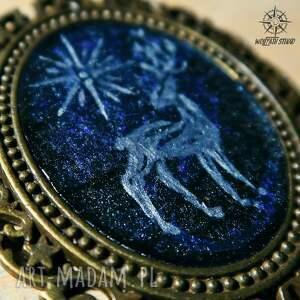 patronus wisiorki patrunus - metaliczny amulet