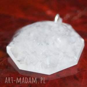 oryginalne wisiorki sól śniegowa zamieć - zawieszka