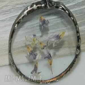 ręczne wykonanie wisiorki unikalny-wisior szklany wisior