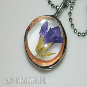 unikalna-biżuteria wisiorki szklany witraż