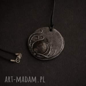 medalion wisiorki wisior inspirowany naturą