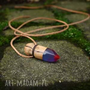 wisiorki las wisior resinwood bullet