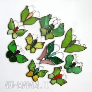 nietuzinkowe witraże witraż zieleniak zielisty