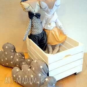 maskotka zabawki mrs and mr lisek - mia&lou