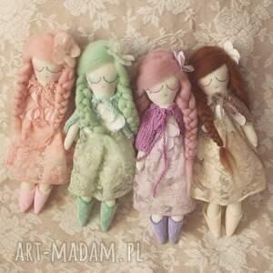 wyjątkowe zabawki lalka bajka wiosenna - różana wróżka