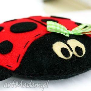 czerwone zabawki biedronka biedrona
