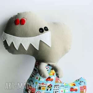 zabawki dinozaur t-rex bazyl 42 cm