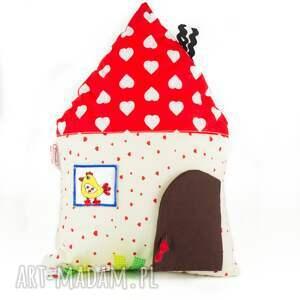 atrakcyjne zabawki domek sensoryczny mały