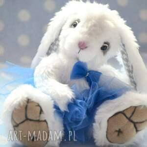 ręcznie zrobione zabawka hand made, królisia lola, szyta