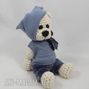 handmade zabawki włóczkowy jacuś