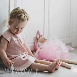 na święta prezenty przytulanka dla dziecka jednorożec baletnica