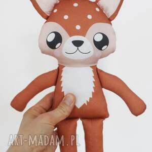 maskotka zabawki jelonek przytulanka - poofy cat