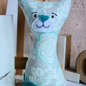 zabawki kotka kotek dla maluszka - mruczek