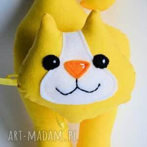 gustowne zabawki kotek klamkowy stasia