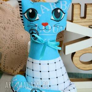 kotek zabawki turkusowe torebkowy - turkusek - 25