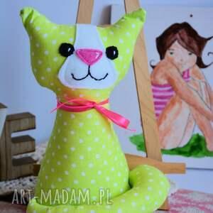 różowe zabawki maskotka kotek torebkowy - asia - 25