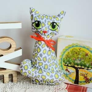 kotek zabawki białe torebkowy - gepard - 25